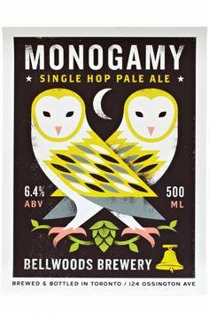 Bellwoods Brewery Posters Designer Matt McCracken gives Toronto's best craft brews the graphic treatment. $35. Kid Icarus, 205 Augusta Ave., 416-977-7236