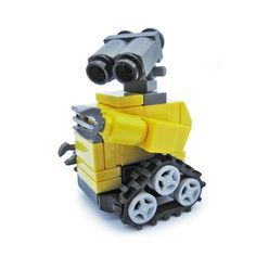 Simple LEGO WALL-E | Flickr - Photo Sharing!