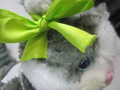 vihreä rusetti :)