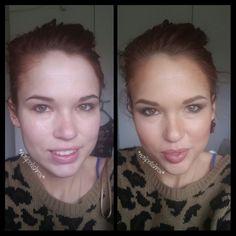 Everyday make up by nailpolishrox