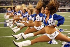 ░ j jump jennifer LOVES ░ dallas cowboy cheerleaders :)