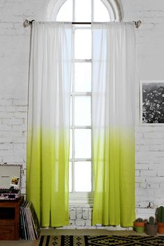 Assembly Home Gradient Curtain - Urban Outfitters