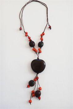 Irma Guzman Eco Jewelry - Cayman Islands necklace