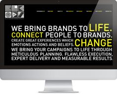 Black Ops is a BTL advertising and marketing company. Living Graphix developed their original website for them. The website has recently been redone by a different company.