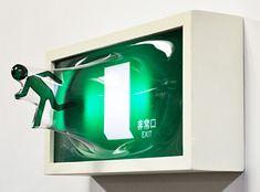Japanese artist Yuki Matsueda creates unique 3D sculptures.