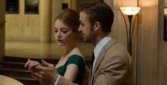 """Emma Stone und Ryan Gosling überzeugen in """"La La Land"""". Das Musical wurde insgesamt mit sieben Golden Globes ausgezeichnet"""