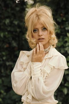 At 71, Goldie Hawn Has Never Been More Fashionable