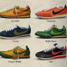 Vintage classic Nike.