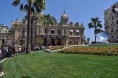 Monte Carlo Casino  - June 2014