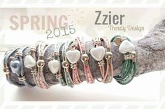 Hello Spring! Deze armcandy van Zzier is onderweg naar de #goodiesshop #Zoutelande #Domburg en online www.goodies-shop.nl