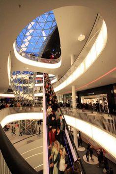 MyZeil Shopping Mall in Frankfurt