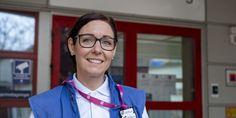 """Verksamhetschefen: """"Vår uppgift att patienterna känner sig trygga"""" Eyes, Fashion, Kalmar, Moda, Fashion Styles, Fashion Illustrations, Cat Eyes"""