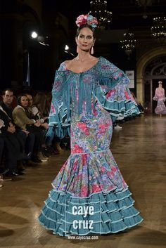We Love Flamenco 2016. Santana Diseños: Tropical – CayeCruz Tropical, Formal Dresses, Casual, Love, Beautiful, Beauty, Fashion, Fringes, Cute Dresses