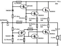 Electronics Basics, Electronics Projects, Hifi Amplifier, Electronic Schematics, Electrical Installation, Electronic Engineering, Control Engineering, Circuit Diagram, Digital Marketing Services