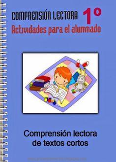 Fichas y Cuaderno Comprensión Lectora