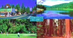 Arnold, California