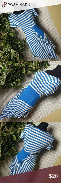 Eci Striped Blouse NWT. ECI Tops Blouses