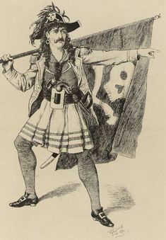 victorian cartoons pirate - Google Search