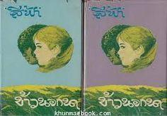 ข้าวนอกนา แต่งโดย  สีฟ้า  เป็นหนังสือปรเภทนวนิยาย  เหมาะสำหรับเด็กและเยาวชนวัย 13-18 ปี