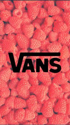 Imagen de background, red, and vans