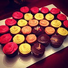 Taking the Cake: Thanksgiving Cupcake Decorating Ideas