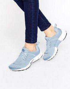 Nike - Air Presto - Baskets - Gris bleu