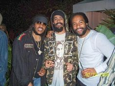 Stephen, Damian, and Kymani Marley. Bob Marley Kids, Marley Family, Stephen Marley, Damian Marley, Marley Brothers, Bob Marley Pictures, Rasta Man, Jah Rastafari, Reggae Artists