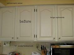 easy kitchen updates, diy, kitchen backsplash, kitchen design