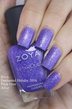 Zoya Enchanted Holiday 2016- Alice