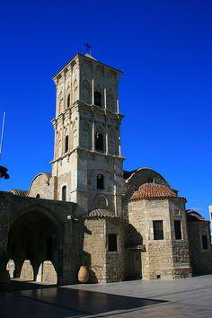 Saint Lazarus Church, Larnaca, Cyprus Places Around The World, Travel Around The World, Saint Lazarus, Places Ive Been, Places To Go, Visit Cyprus, Internal Affairs, Limassol, Paphos