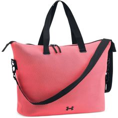 16e73bb04da7 Under Armour Storm On The Run Tote ( 55) ❤ liked on Polyvore featuring bags