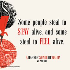 "(dejamallory)From ""A Darker Shade of Magic"" by V.E. Schwab Tags: ADSOM , AGOS , A Gathering of Shadows , Victoria Schwab , quotes, books, #book #quotes #bookquotes"