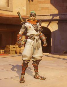 Overwatch: Young Genji