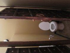 November 2011  I luv a fancy bathroom at AfriCam Safari in Puebla Puebla
