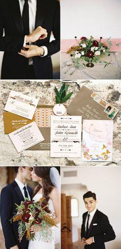 Ojai, California Wedding from Tec Petaja & Bash, Please | The Wedding Story