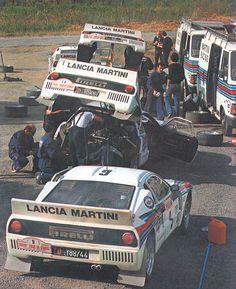 Lancia Martini Team