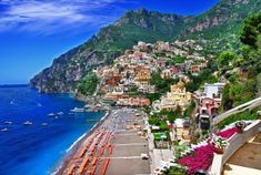 Travel Inspiration: Positano, Italy