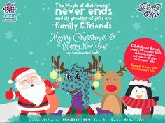 Merry Christmas!! Love from Neurokidz Family