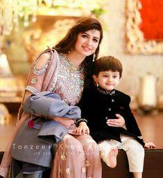 Boys Party Wear, Kids Wear Boys, Wedding Dresses For Kids, Pakistani Wedding Dresses, Kids Dress Wear, Party Wear Dresses, Priyanka Chopra Wedding, Baby Boy Dress, Cute Baby Wallpaper