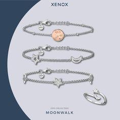 Keep your eyes on the STARS⭐⭐⭐  Die sternschönen ARMBÄNDER und RINGE von #XENOX entdeckst du jetzt bei deinem Juwelier.