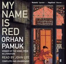 O. Pamuk, My name is red
