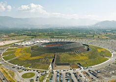 Vulcano buono, Nola - Renzo Piano