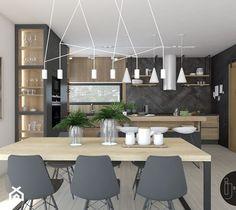 Luxury Kitchen Design, Kitchen Room Design, Bathroom Interior Design, Kitchen Interior, Kitchen Living, Home Living Room, Condominium Interior, Kitchen Furniture, Home Kitchens