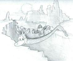 http://www.dkvine.com/games/gallery/fan_artwork/m-dog1000000/