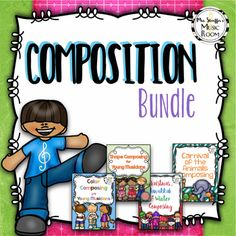 The Composing Bundle #Kodaly #orff #generalmusic #tptmusic