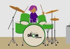 Watch Our Latest Drum Teacher Video | My Drum Lessons. We have a brand new animated video for our teachers to use to promote themselves.
