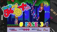 Magical Taruruuto Kun (Mega Drive) Gameplay Fase 3-1
