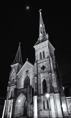 St. Andrews Cathedral - March 11, 2011  Grand Rapids, Michigan. One of my favorite places in the world!