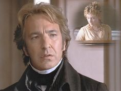 Sense and Sensibility - Alan Rickman as Colonel Brandon