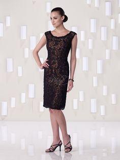 Kathy Ireland by Mon Cheri Fall 2012 - Style 2BE268, $398